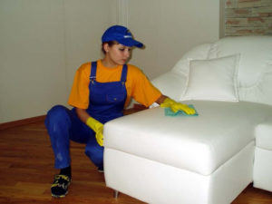 Чистка мебели на дому в Самаре
