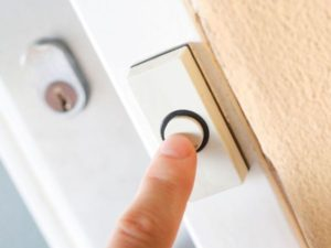 Установка дверного звонка в Самаре