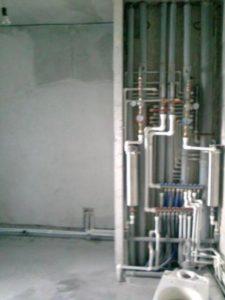 Замена труб водоснабжения в квартире