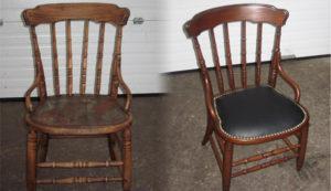 Перетяжка стульев на дому недорого в Самаре