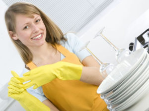 Мойка посуды на дому в Самаре