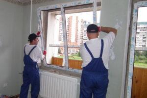 Установка пластиковых окон в Самаре