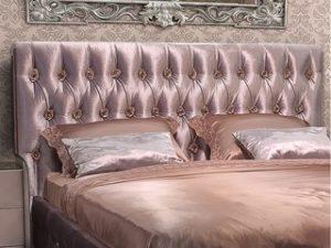 Перетяжка изголовья кровати в Самаре